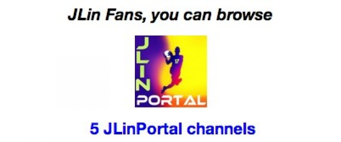 Welcome to JLinPortal Channel