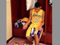 Lakers Training Camp Day 1