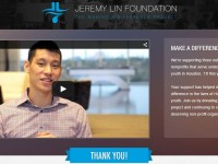 2014-15 JLinPortal Fundraising for JLin Foundation