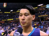 Jeremy Lin Rocks New Hairstyle, Tamed the Grizzlies