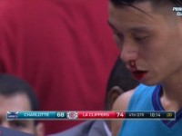 Hot-Shooting Jeremy Lin Fought Off Rolled Ankle and Bad Refs
