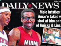 Amare vs Melo Feud; Insinuated Melo Not a Fan of Lin Becoming a Star