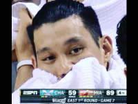 Lin Was Underutilized, Hornets Lost by 33 Points in Game 7