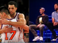 Jeremy Lin and Landry Fields Share Their Faith and Special Friendship