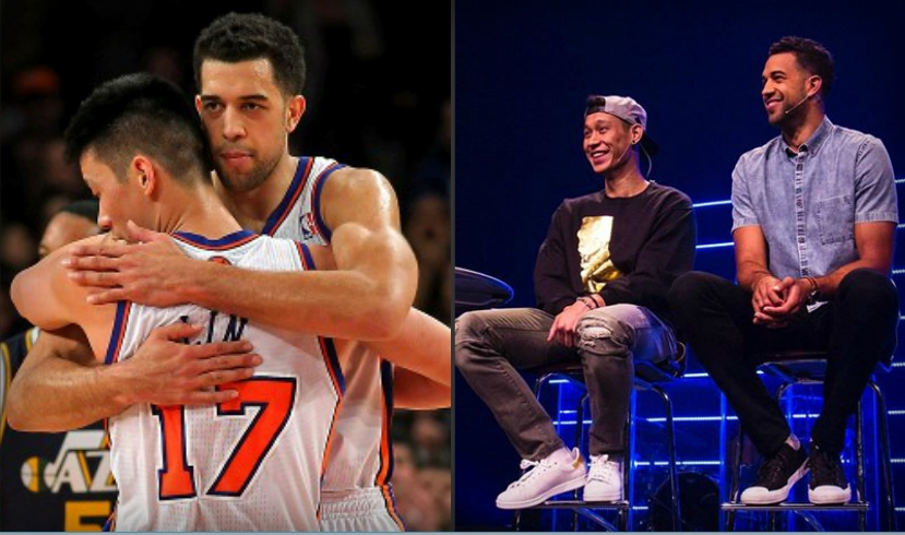 9404a95df77c Jeremy Lin and Landry Fields Share Their Faith and Special Friendship
