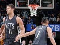 Nets Beat Pacers 103-94 with the Arrival of Brook-Lin PnR
