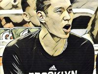 G33 Brooklyn Nets (8-24) Opens 2017 vs Utah Jazz (21-13)
