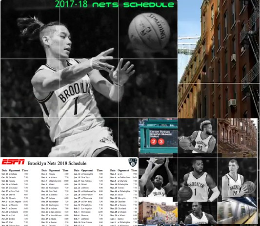 7625a117403 2017-18 Brooklyn Nets Schedule is Ranked 7th Hardest But Playoff is Not  Impossible