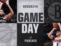 "G8 Phoenix Suns (2-4) vs Brooklyn Nets (3-4) ""Can the Suns Cure the Nets 2-Game Hangover after Cavs Win?"""