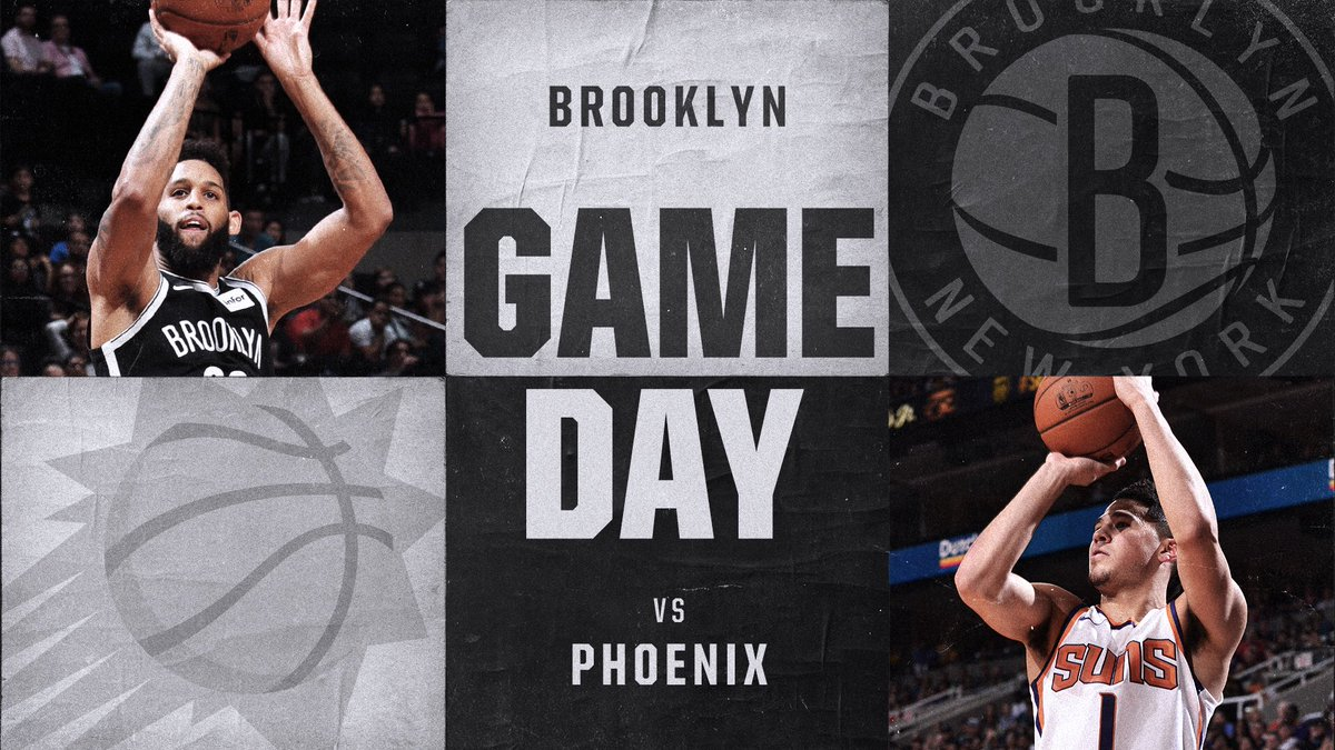 "0bb71012d7c G8 Phoenix Suns (2-4) vs Brooklyn Nets (3-4) ""Can the Suns Cure the ..."
