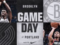 G12 Brooklyn Nets (4-7) vs Portland Blazers (6-5)