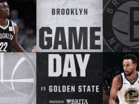 G16 GS Warriors (12-4) vs Brooklyn Nets (6-9)