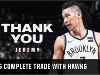 Brooklyn Nets Trade Jeremy Lin to Atlanta Hawks
