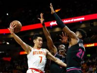 Game 22 Atlanta Hawks vs Charlotte Hornets: JLin is Listed as Questionable