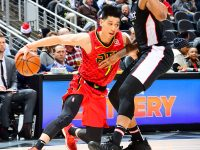 A Flash of Linsanity #7 in the 4th Quarter Powered the Hawks to Reach The 7th Win