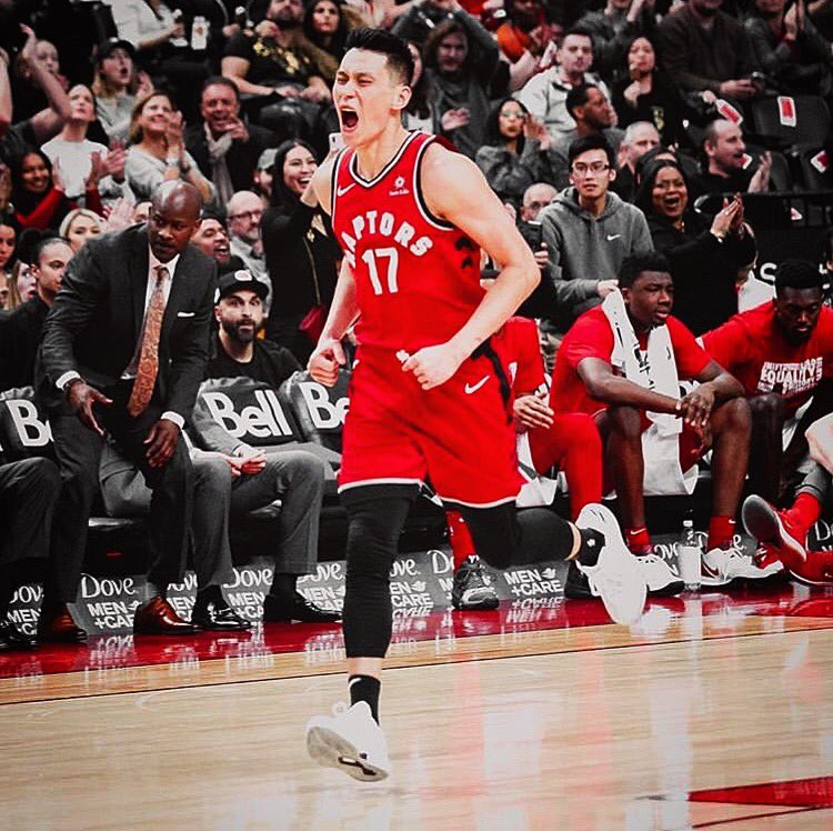 e0d3c8d5a5a It was everything that is expected from Toronto Raptors fans who gave such  a warm welcome Jeremy Lin in his debut
