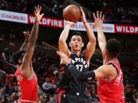 Game 78 Orlando Magic vs Toronto Raptors: A Much Comfortable Lin From 3-Point Line