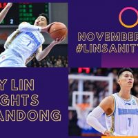 Game 2: Tough Jeremy Lin Finished with 24 Points/6 Assists/8 Rebounds/1 Steal in Beijing Ducks 105-102 Win Over Shandong Golden Stars