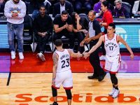Playoff R2G6 Toronto Raptors vs Philadelphia 76ers: Jeremy Lin Looks Ready To Contribute If His Number is Called